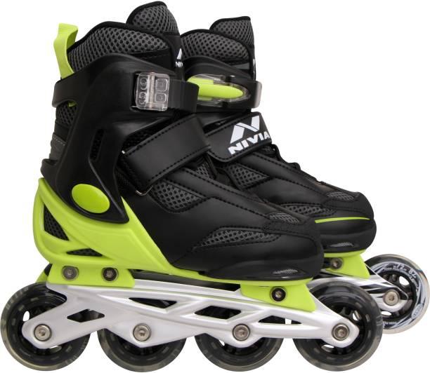 NIVIA PRO SPEED 90 (2.0) In-line Skates - Size 7-9 UK