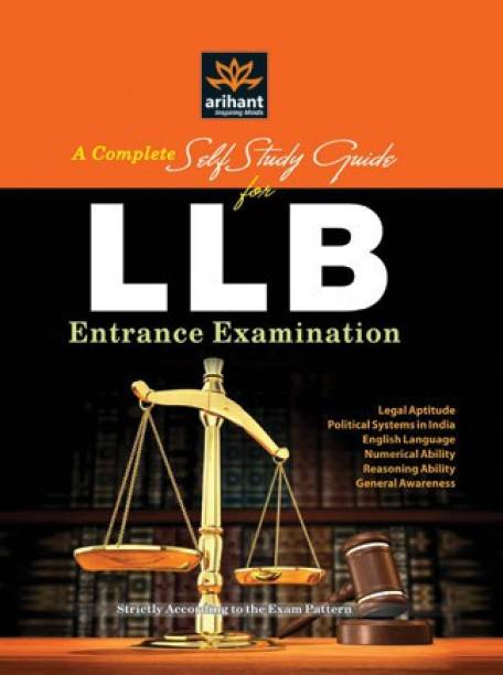 A Complete Self-Study Guide for LLB Entrance Exam 2012