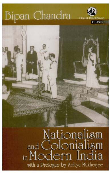 Nationalism and Colonialism in Mod India