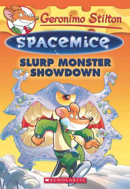Geronimo Stilton- Spacemice# 09 - Slurp Monster Showdown