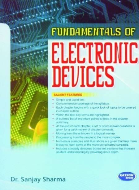 Fundamentals of Electronic Devices