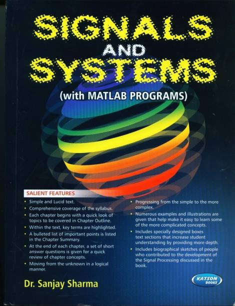 Signals and Systems (with Matlab Programs)