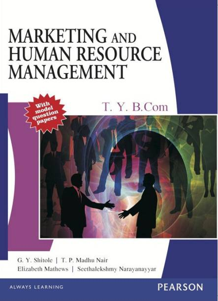Marketing and Human Resource Management for University of Mumbai (T. Y. B.Com)