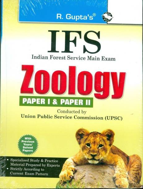 Ifs Indian Forest Service Zoology (Paper I & II) - Main Exam Guide 2021 Edition