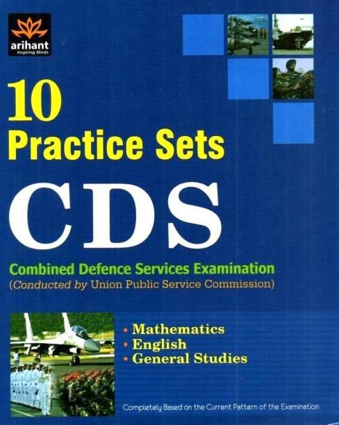 10 Practice Sets CDS 2012
