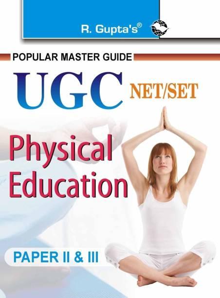 U.G.C. Net/Slet Physical Education (Paper II & III)