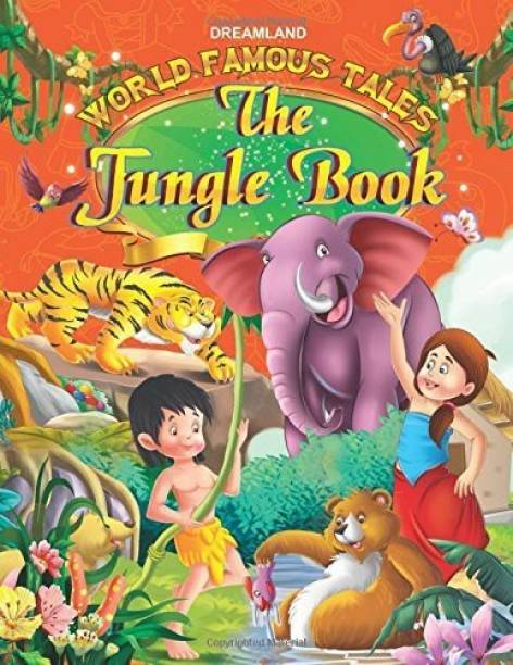 World Famous Tales - Jungle Book