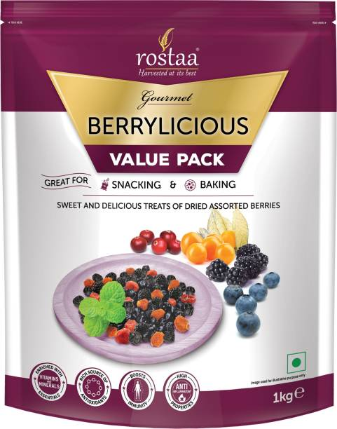 rostaa Berrylicious (Mix Berries) Assorted Fruit