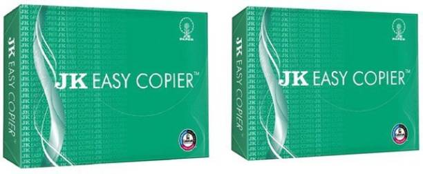 JK Pack of 2 Combo Unruled A4 70 gsm Printer Paper