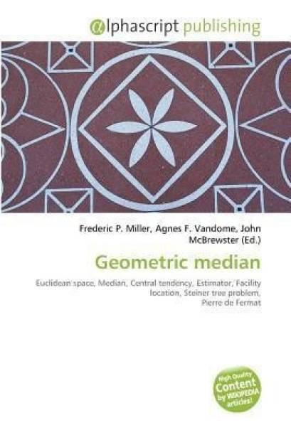 Geometric Median