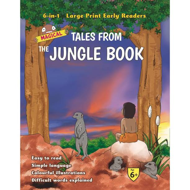 Magical Tales from the Jungle Book