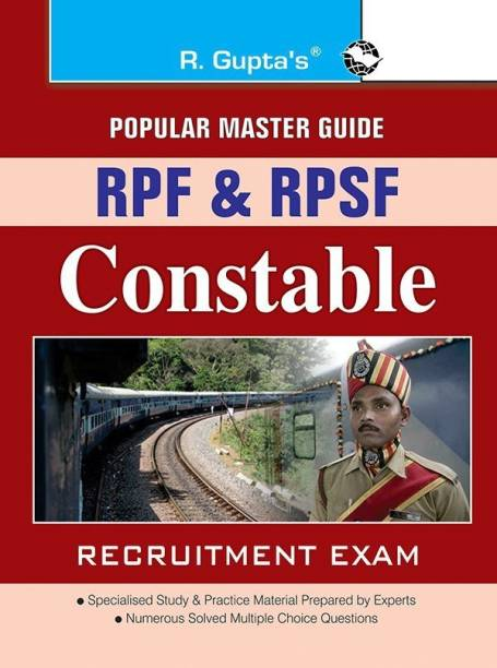 Rpf and Rpsf Constable Exam