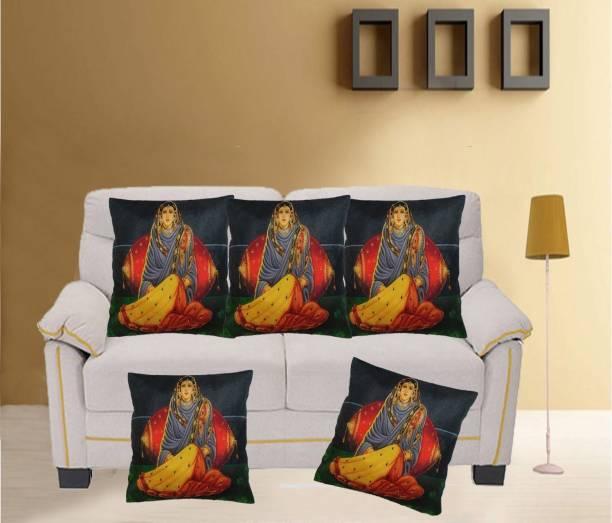 Diyank Enterperises Printed Cushions Cover