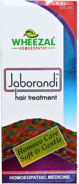 WHEEZAL JABORANDI HAIR OIL TREATMENT500ML Hair Oil