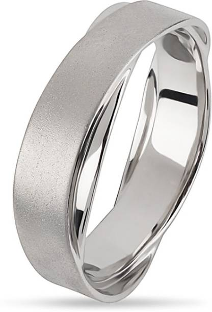 9ec69c616 Platinum Rings - Buy Platinum Rings for Women online at best prices ...