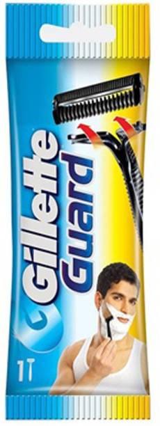 GILLETTE GUARD RAZOR Pack Of 16