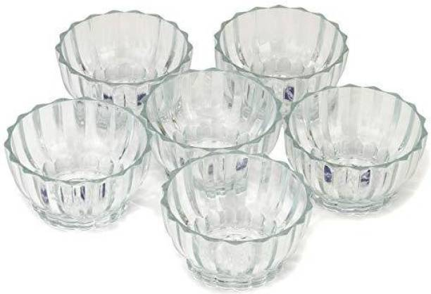GORVA Glass Dessert Bowl