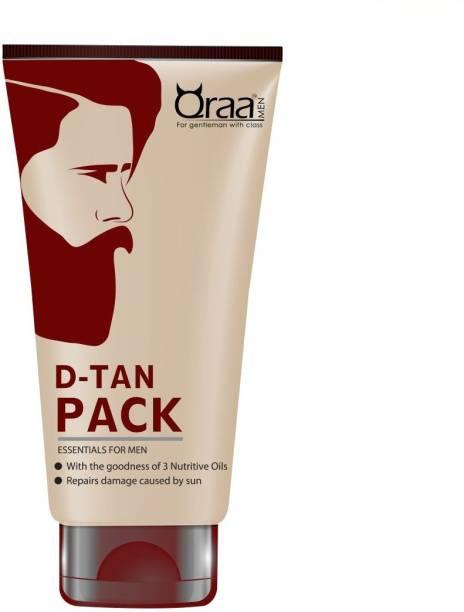 Qraa De-Tan Pack-Essential for Men