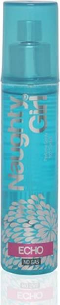 Naughty Girl ECHO Perfume Spray for Women- 60ml Perfume  -  60 ml
