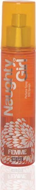 Naughty Girl FEMME Perfume Spray for Women- 60ml Perfume  -  60 ml