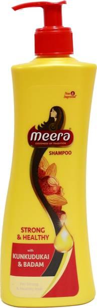 Meera Kunkudukai & Badam Strong and Healthy Shampoo
