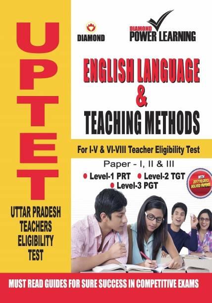 UPTET English Language & Teaching Method
