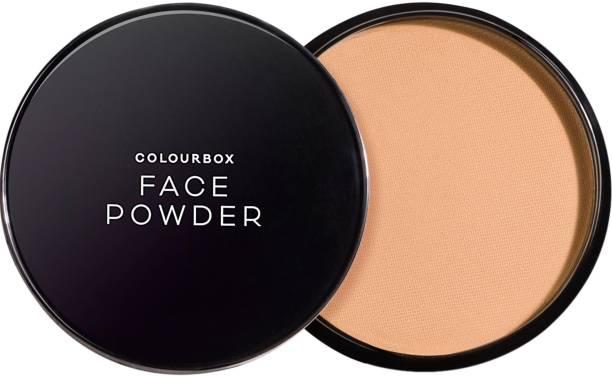 Oriflame COLOURBOX Face Powder Light Compact