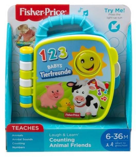 FISHER-PRICE Laugh&LearnCountingAnimalFriends