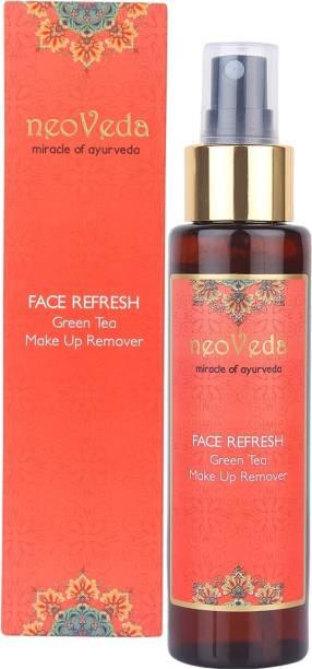 NeoVeda Face Refresh Green Tea Make Up Remover Makeup Remover