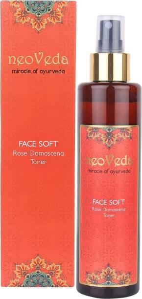 NeoVeda Face Soft Rose Damascena Toner Men & Women