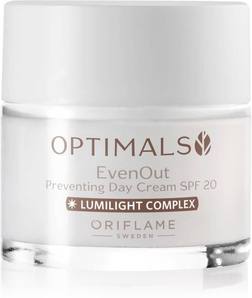 Oriflame Optimals Even Out Preventing Day Cream SPF 20 (50 ml)