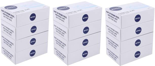 NIVEA Creme Soft Soap pack 3 (500gm)