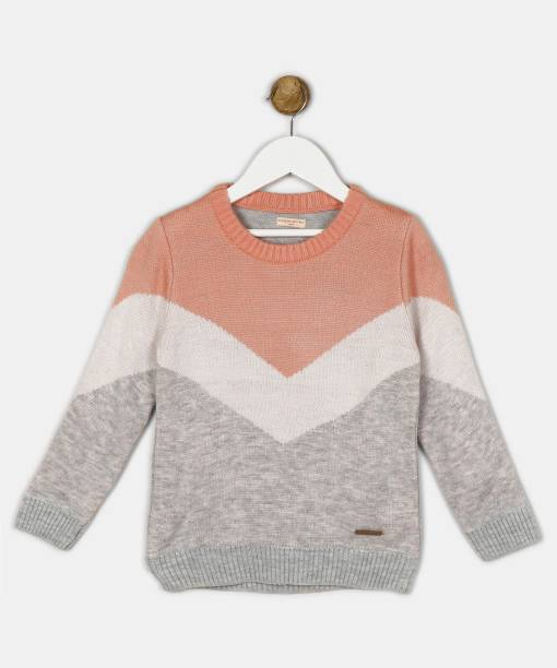 559b52fd98 Sweaters For Girls - Buy Girls Sweaters Online At Best Prices In ...