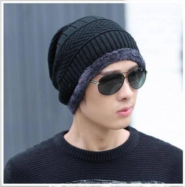683f522e016 Woolen Caps - Buy Woolen Caps online at Best Prices in India ...