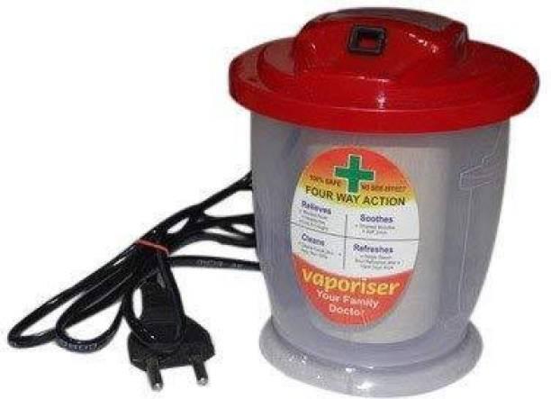 SLICETER Regular Steam Vaporizer/Facial Steamer/Health Treatment Pack Of 1 Vaporizer Vaporizer