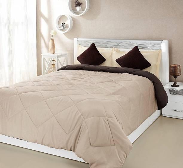 PUMPUM Solid King Comforter