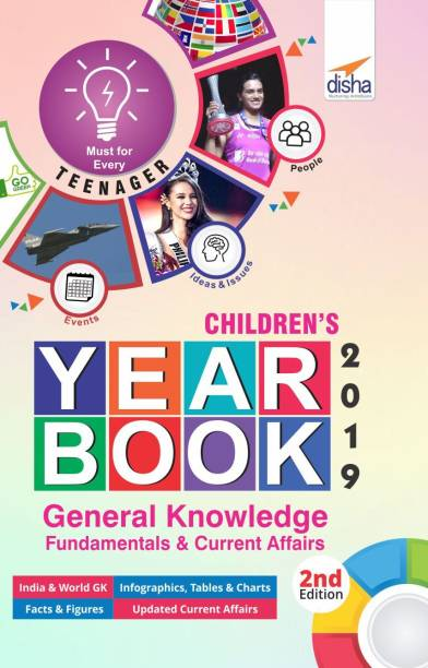 Children's Yearbook 2019 - General Knowledge Fundamentals and Current Affairs - 2nd Edition