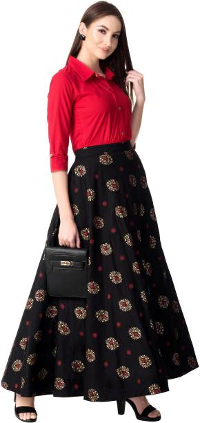886b83ee78 Top And Skirt Set - Buy Top And Skirt Set Ethnic Sets Online at Best ...