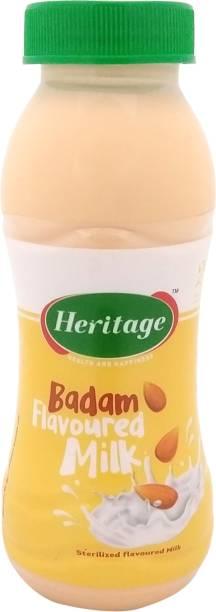 Heritage Flavoured Milk