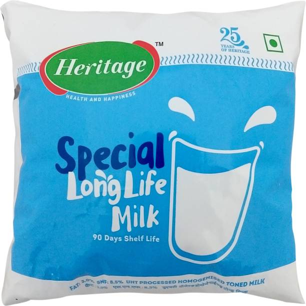 Heritage Special Long Life Milk