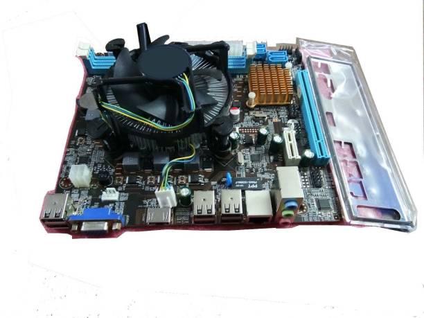 ZEBRONICS H61 + i5 3570 Processor + 4Gb Ram + CPU Fan Motherboard