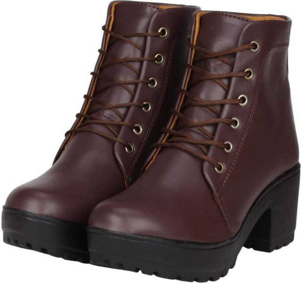 bd76f8e7099f2 TOSHINA SHOES KING Women Casual Boots For Women