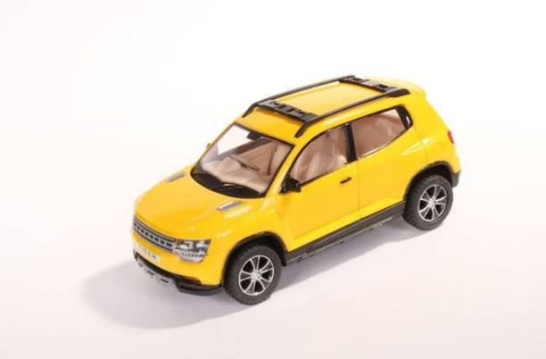 centy Tiger SUV (Yellow)