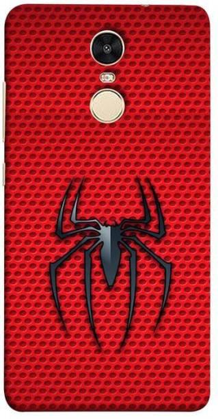Draw Prints Back Cover for Mi Redmi Note 4