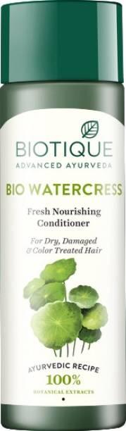 BIOTIQUE Bio Watercress Fresh Nourishing Conditioner