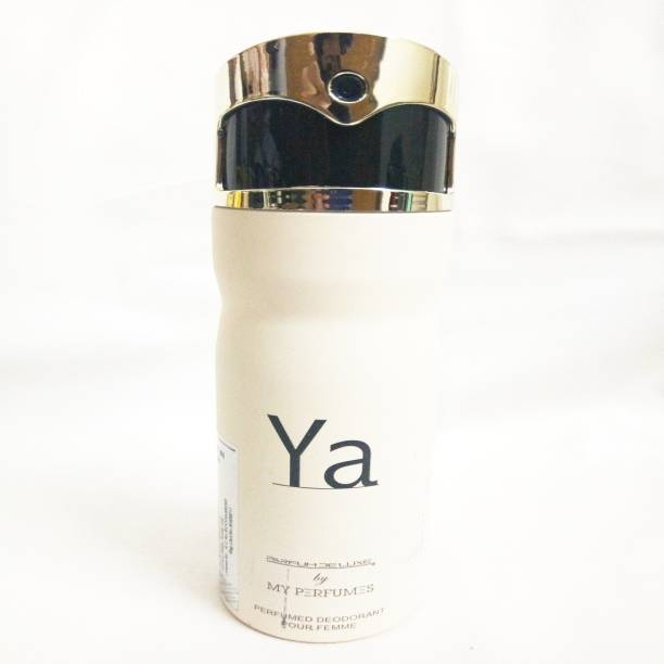 PARFUMDELUXE YA Deodorant Spray  -  For Women