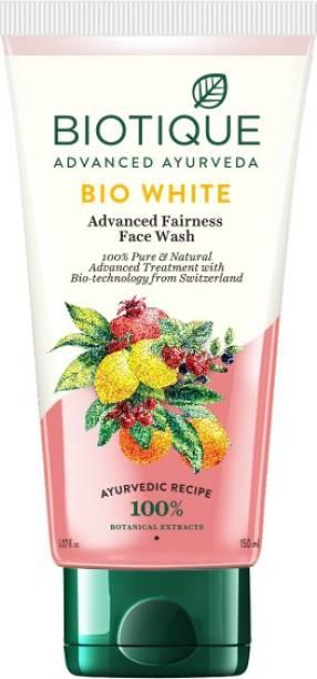 BIOTIQUE Bio White Face Wash