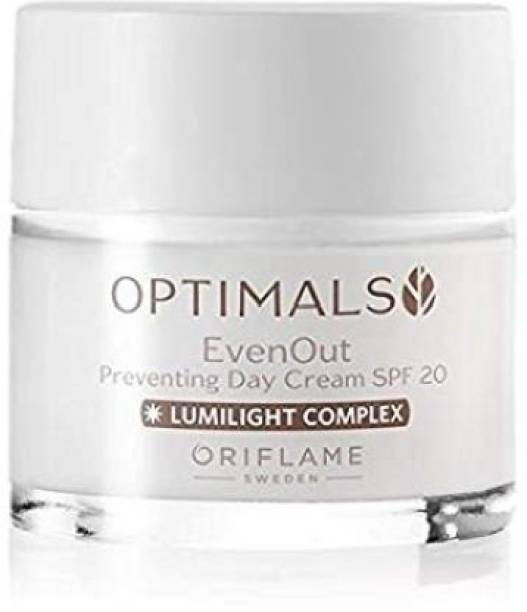 Oriflame OPTIMALS EVENOUT PREVENTING DAY CREAM SPF 20