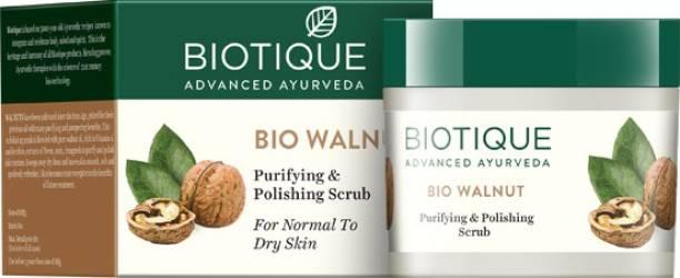 BIOTIQUE Bio Walnut Purifying and Polishing Scrub