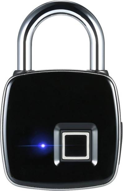 Security & Protection Careful Small Smart Fingerprint Security Electronic Backpack Luggage Cabinet Door Lock Padlock